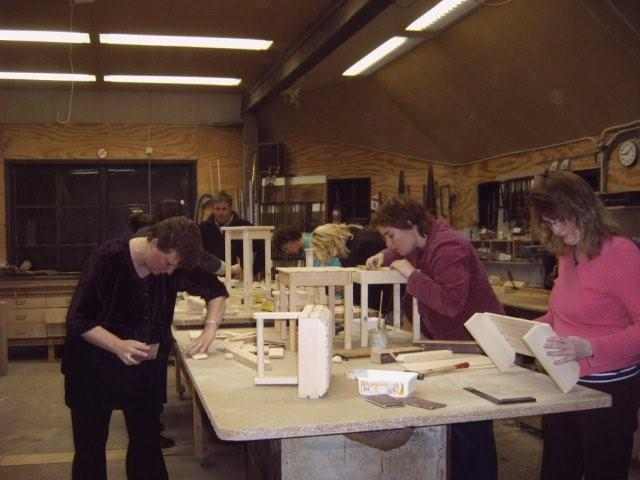 workshops bij atelier witharen