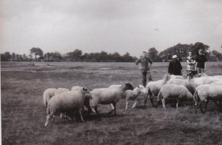 1968 Hendrik Borger met fam Turkstra 2