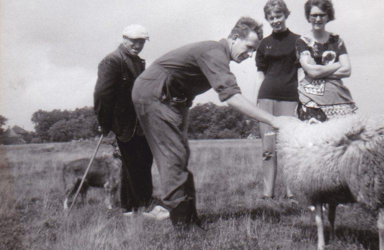 1968 Hendrik Borger met fam Turkstra