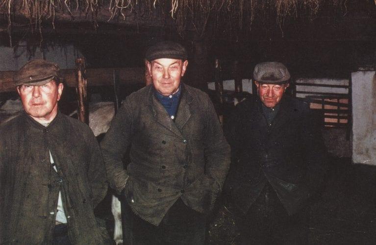 1973 Herman,Hendrik en Berend Borger
