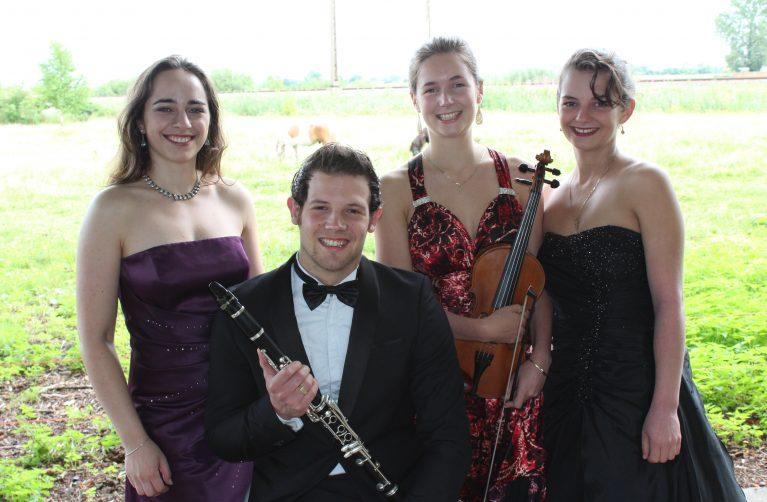 Concert Camelia Quartet
