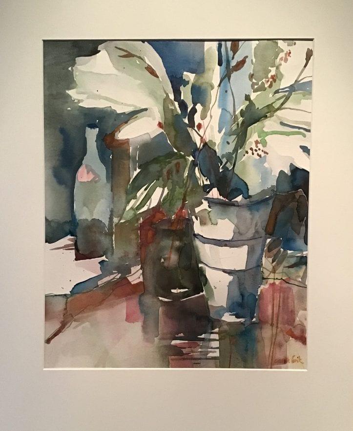 Carla Luik exposant Galerie de Schaapskooi, Beeldentuin Witharen , van   1 mei t/m 14 juli 2019