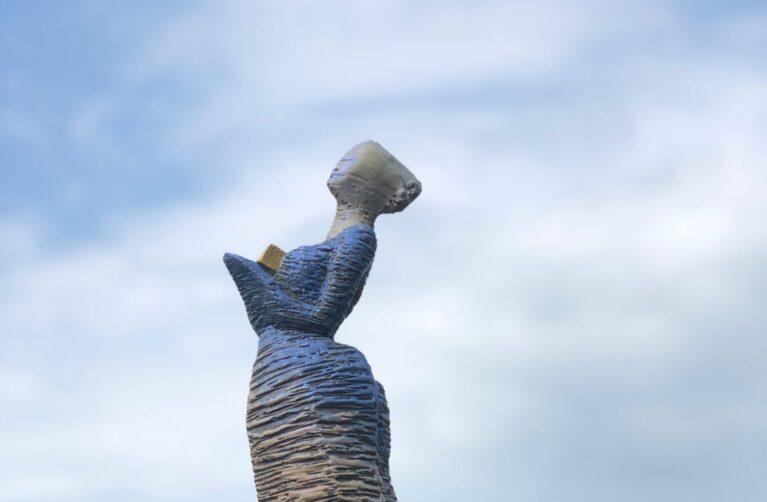 Brenda Hardijk, keramiek: gastexposant Beeldentuin Witharen 2021