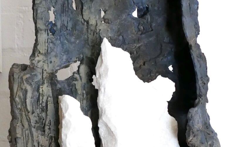 Thea Blok, keramiek: gastexposant Beeldentuin Witharen 2021