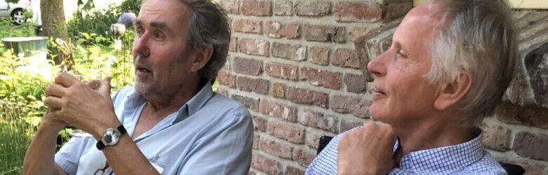 """Prachtige dag in Beeldentuin Witharen met opening expositie """"Forever Young"""" van Pim Trooster uit Zwolle"""